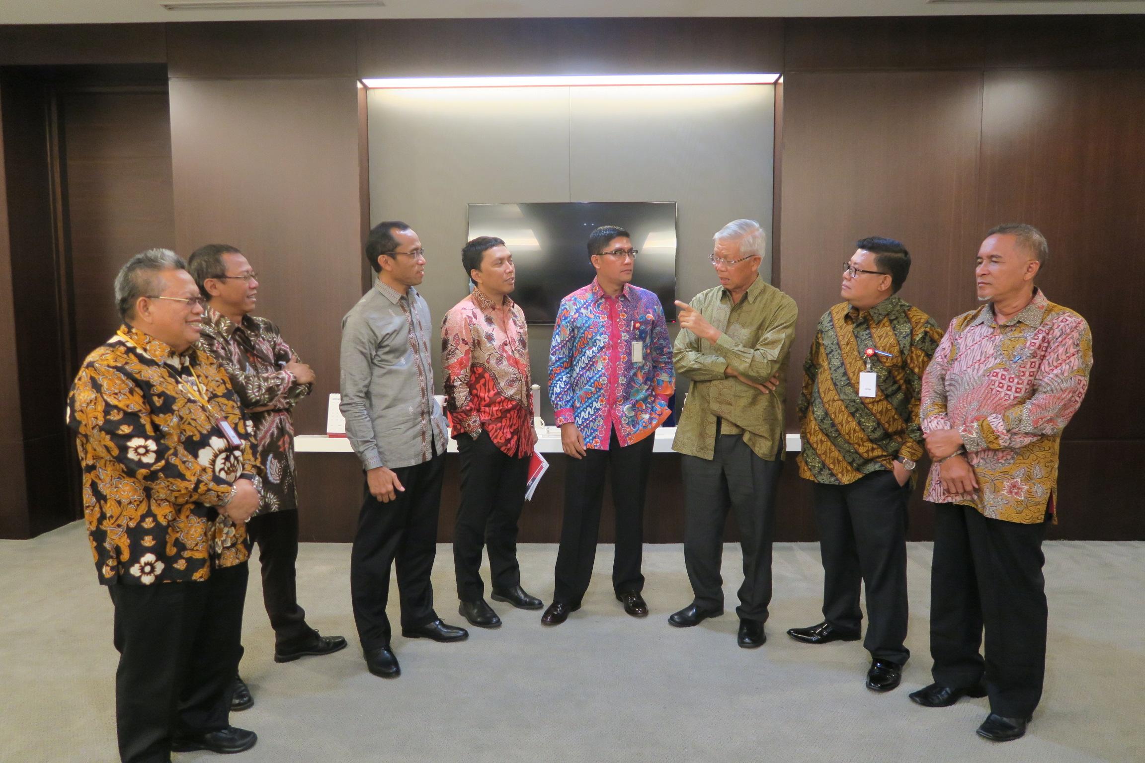 Rapat Umum Pemegang Saham Luar Biasa Indonesia SIPF Tahun 2017